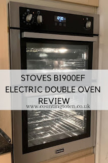 STOVES BI900EF Electric Double Oven Review