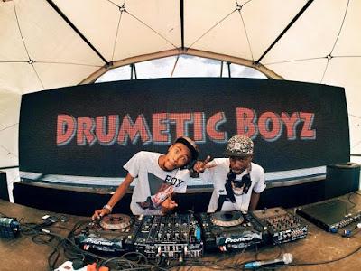 Dj Merlon Feat. Mondli Ngcobo - Koze Kuse (Drumetic Boyz Remix)