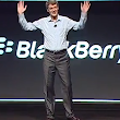 Blackberry is now calling out Apple