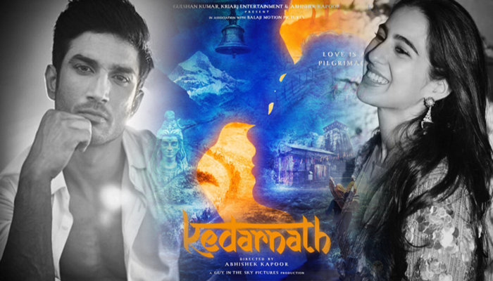 Kedarnath Movie First Look