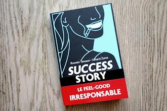 Lundi Librairie : Success Story - Romain Ternaux et Johann Zarca