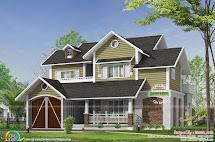 2016 - Kerala Home Design And Floor Plans