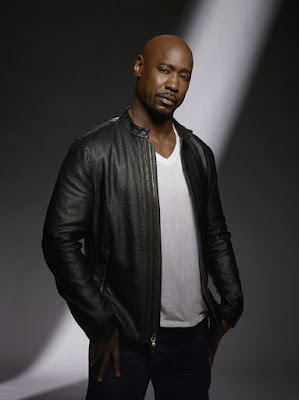 Image of D.B. Woodside in Lucifer Season 2