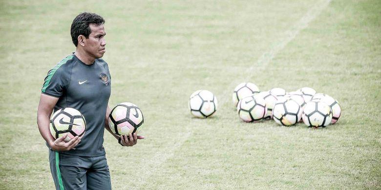 Bintang Tim nasional Indonesia Merapat menuju Cikarang