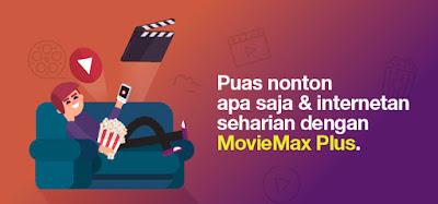 Cara Menggunakan Bonus Kuota Moviemax Tri Terbaru 2018
