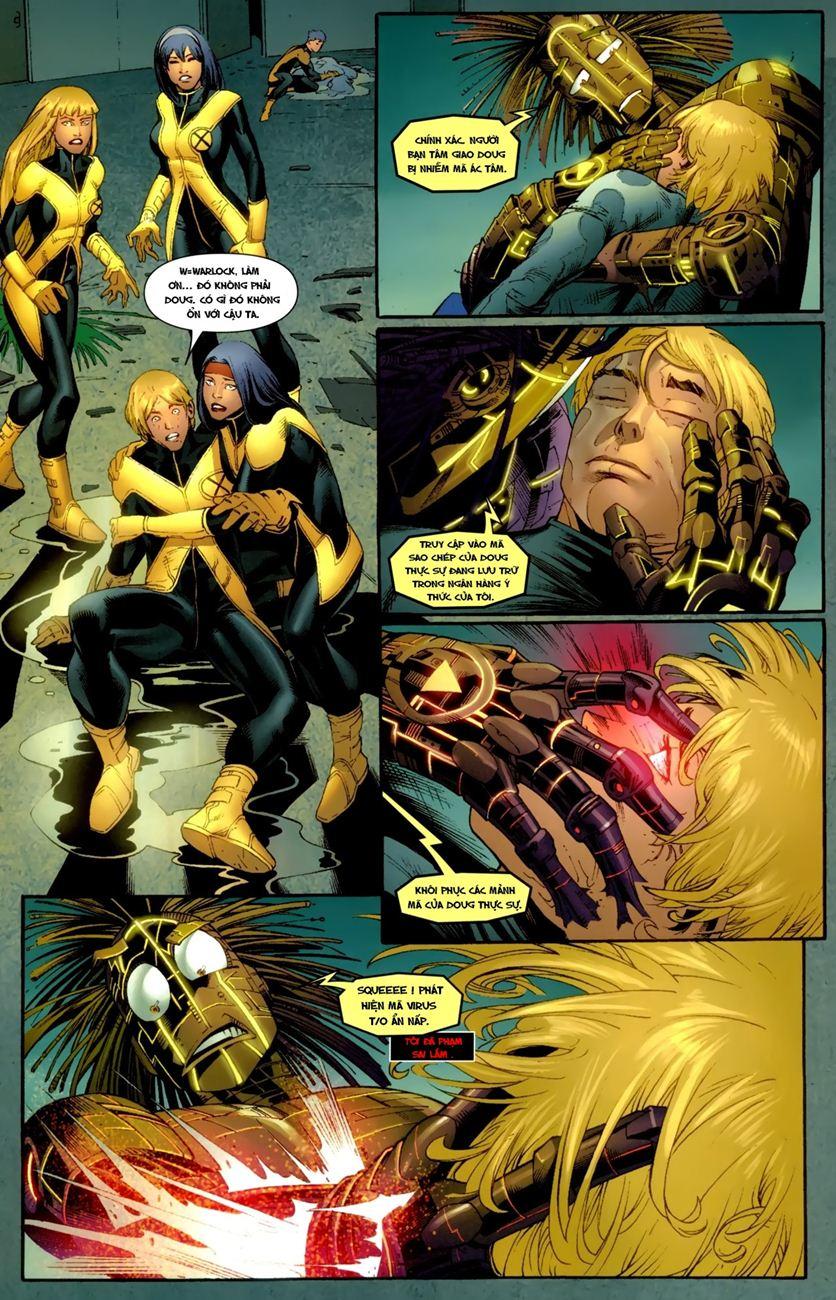 X-Men Necrosha chap 2 trang 22