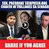 WATCH!  Sen. Pacquiao Gustong Tapusin na ang Career ni Trillanes sa Senado