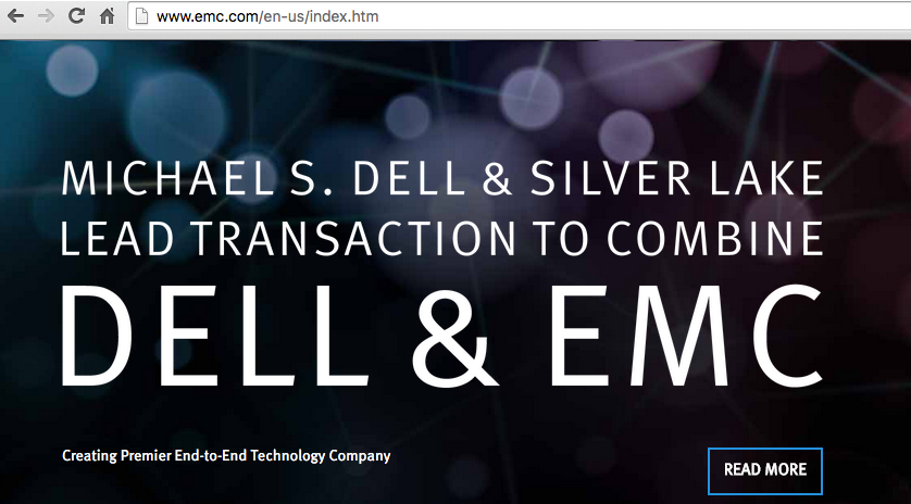 Converge! Network Digest: Dell