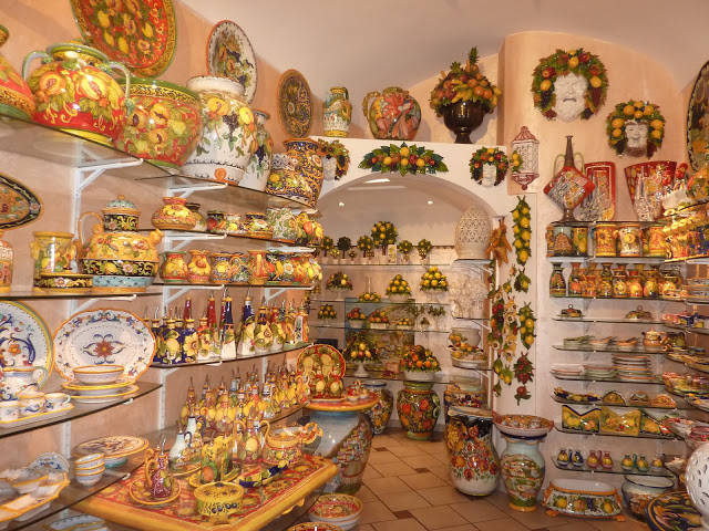 5 must see places in Florence and some pottery shopping