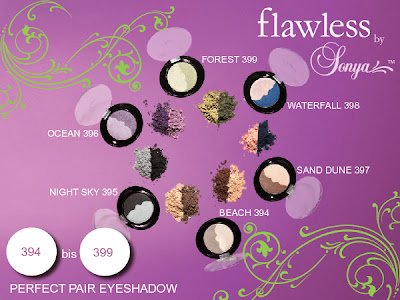 Art. 394/399 - PERFECT PAIR EYESHADOW - CC 0,083