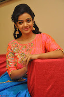 Nithya Shetty in Orange Choli at Kalamandir Foundation 7th anniversary Celebrations ~  Actress Galleries 123.JPG