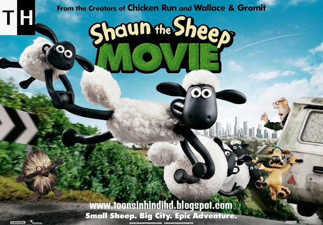 Shaun The Sheep The Movie In HINDI Dubbed (2015) Full ...