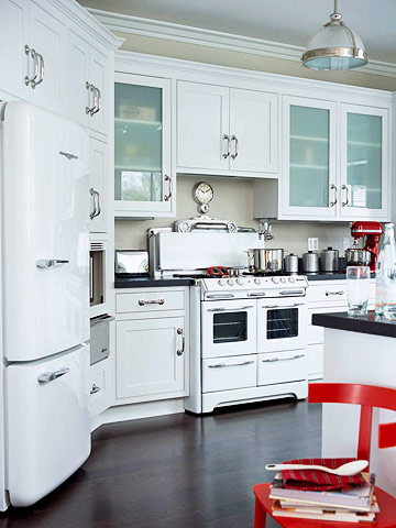 white kitchen cabinets stainless steel appliances vignette design stainless steel vs white appliances 2058