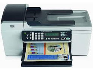 Picture HP Officejet J5740 Printer