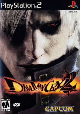 Devil May Cry 2 Dante Disc PS2 GAME ISO