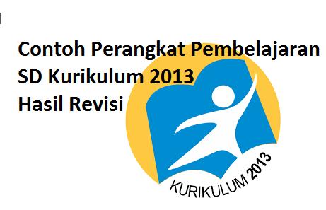 Download Contoh Rpp Silabus Kurikulum 2013 Kelas 1 5 Sd Terbaru Sesuai Revisi Guru Daring