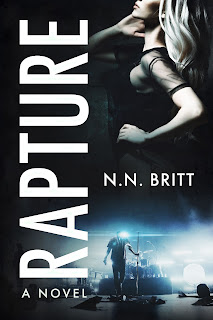 Book cover for Rapture with Hazel