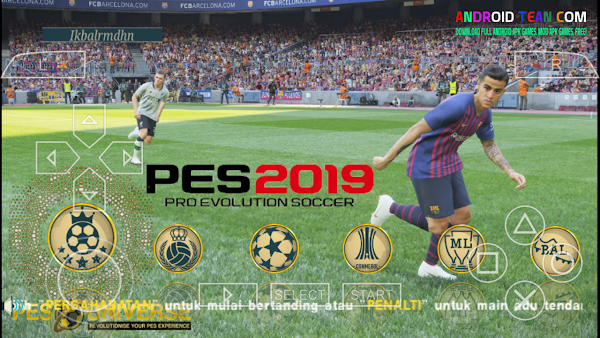 PES.PSP 2019 MYANMAR V4 [Update New Game]