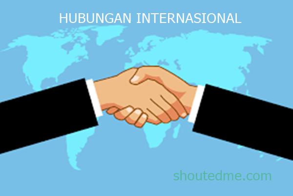 pengertian hubungan luar negeri