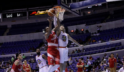 Glen Rice jr Proved he is worthy of the name and the Stint with TNT in the PBA