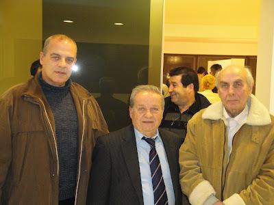1c66601a766 Ο Αρχηγός Παπαθεμελής με τον Νέο Βουλευτή του τον Υποψήφιο που είναι  επιχειρηματίας της URBAN SPACES