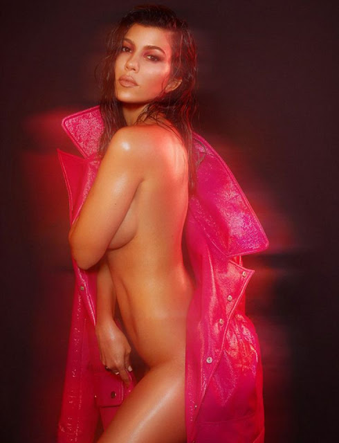 Kourtney Kardashian - V magazine