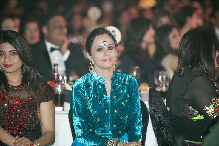 Roohi Singh, Masala! Awards 2014 Inside Pics