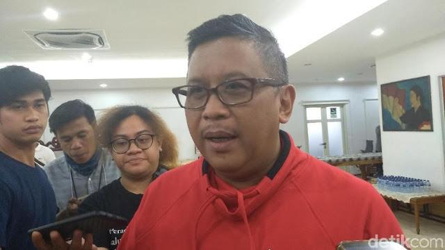 Andi Arief Mau Geruduk, Hasto: Biar Ranting PDIP yang Bicara