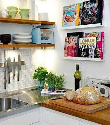 desain dapur biaya murah