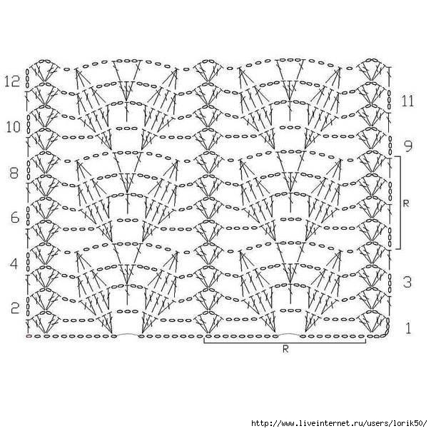 The best in internet: Crochet Diagram Patterns