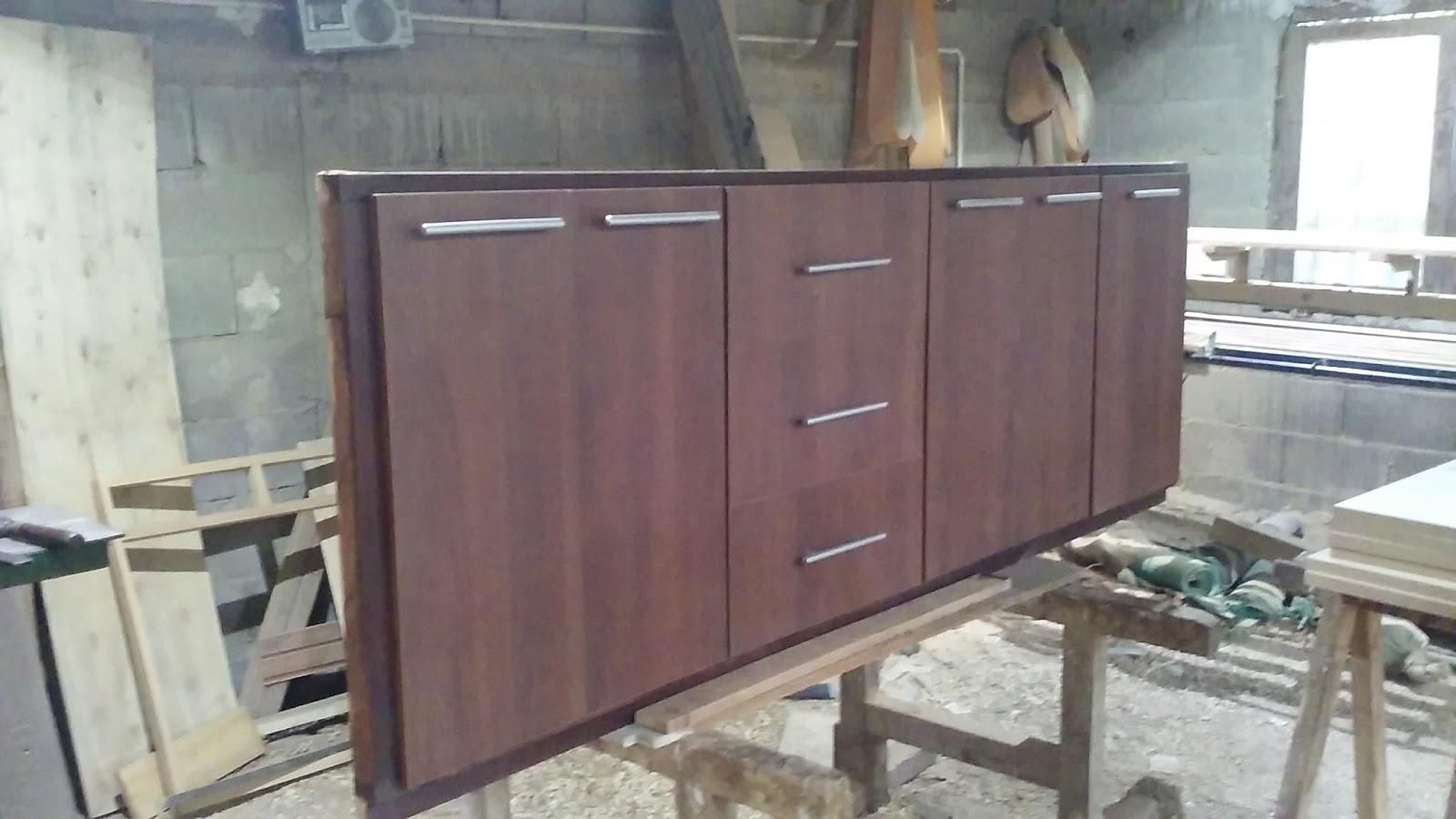 Carpinter a duramen placar bajo mesada de cocina en for Muebles el uruguayo