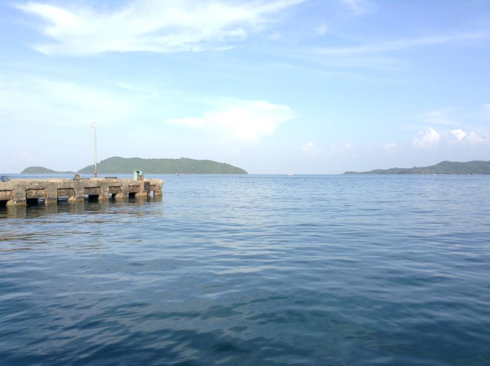 Hình ảnh khu du lịch biển đảo Nam Du xa xôi