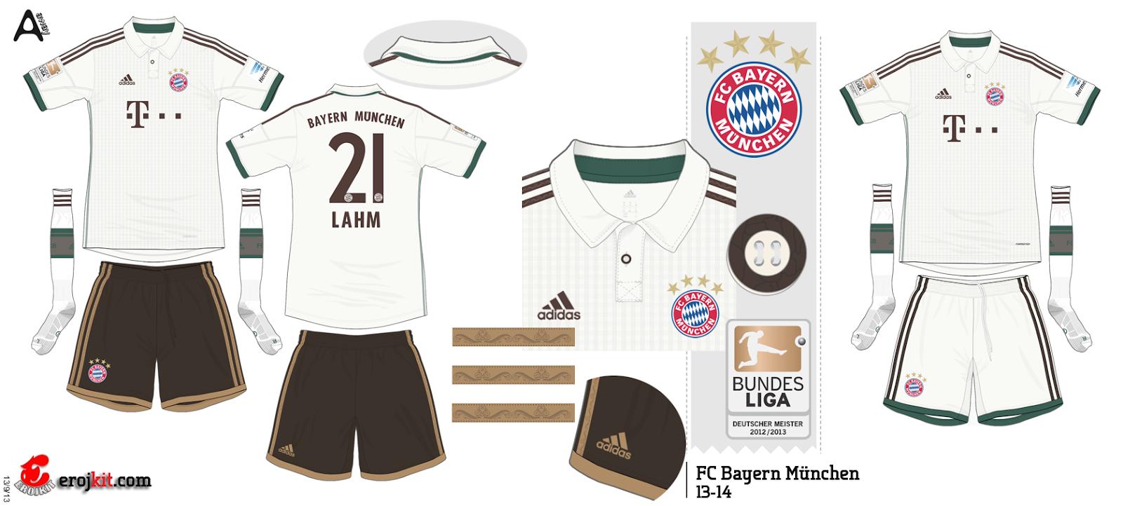 Reparem na camisa da Copa da Alemanha ddf4054bef98f