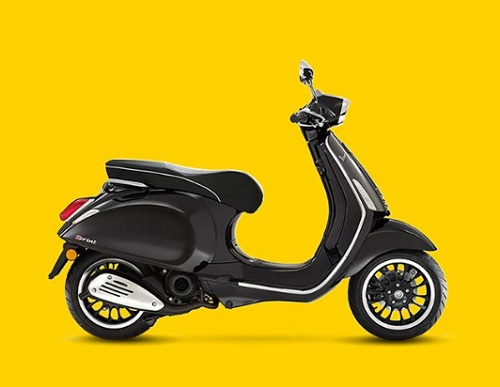 Vespa Sprinc - princing latest new used motorcycles retro