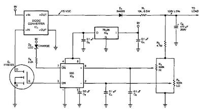 Wiring diagram Ref: Power Saving Intermittent Converter ...