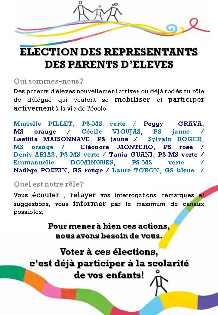 role parent délégué