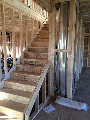 ryan homes stairs