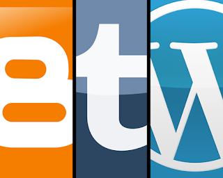 Themes Wordpress e Blogger