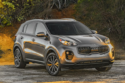 Kia Sportage 2018 Review, Specs, Price