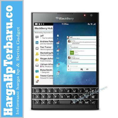 Daftar Harga Hp Terbaru Blackberry Juni 2016