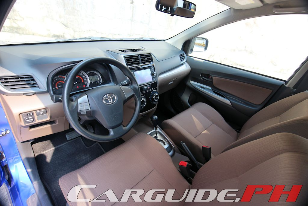 Review 2016 Toyota Avanza 1 5g A T Philippine Car News