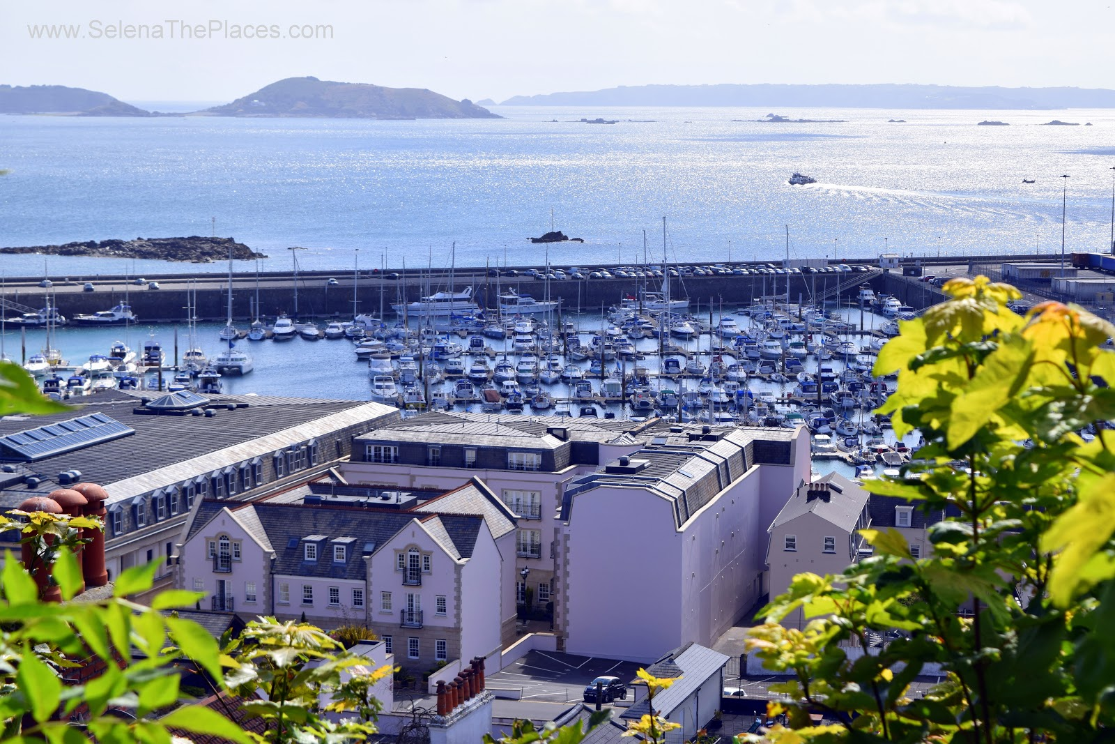 City Break to St. Peter Port, Guernsey