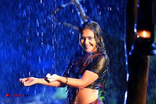 Actress Kamalini Mukharjee Stills in Saree from Pulimurugan  0002.jpg