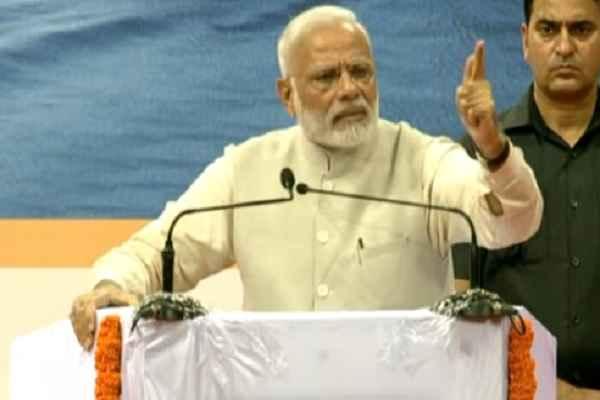 नोटबंदी पर बोले PM MODI, ये 70 साल की बीमारी है, मुझे 17 महीने में मिटानी है, वक्त दो मुझे