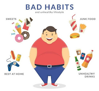 """BAD HABITS"""