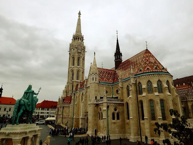 itinerario budapest