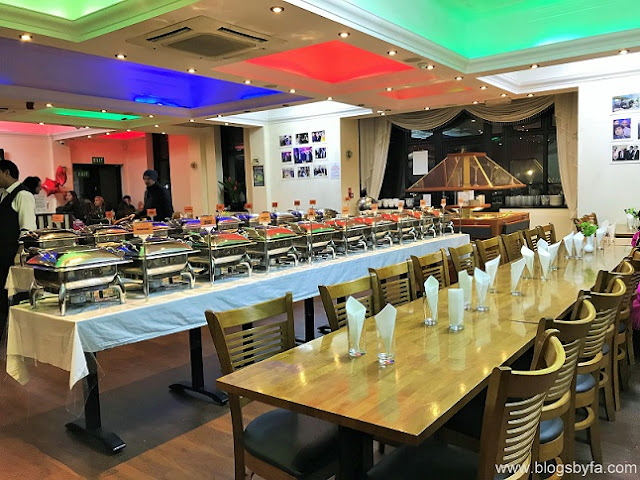 AL-QASR Buffet Restaurant in London