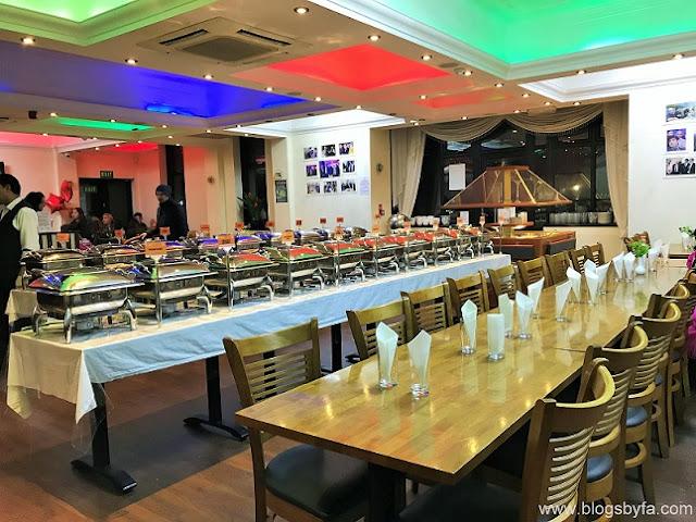 AL-QASR Buffet Restaurant in London