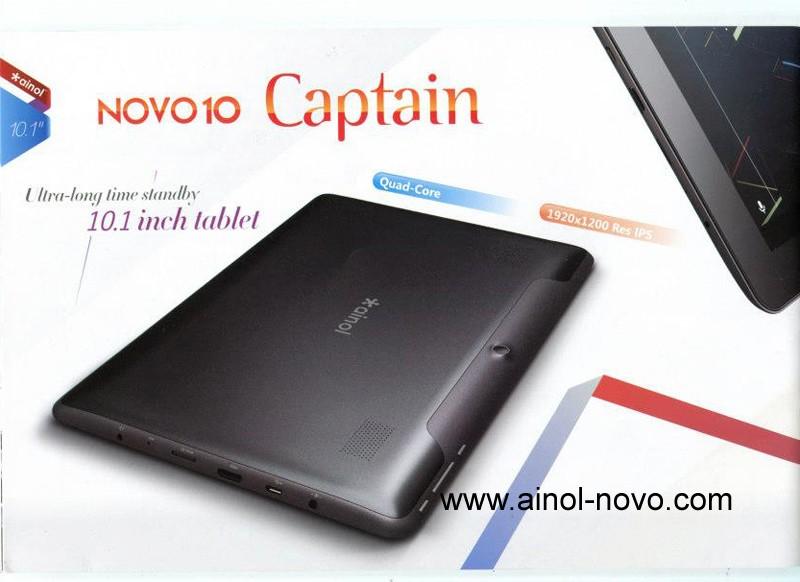 Ainol novo 10 captain quad core firmware iphone