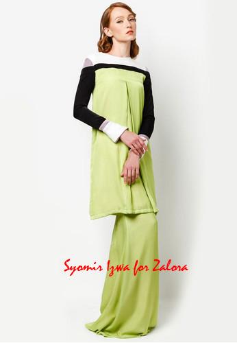 design baju raya terbaru syomir izwa for zalora